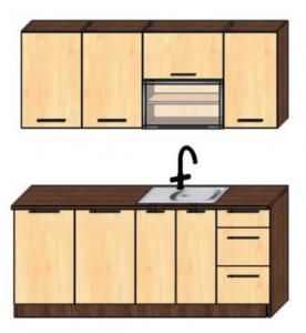 kuchyně 190