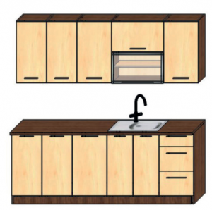 kuchyně 210